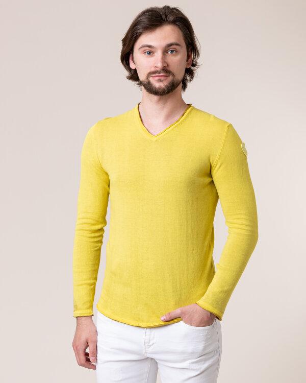 Sweter Blauer 20SBLUM02228_607 żółty