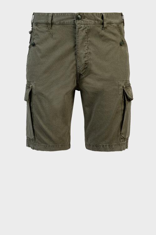 Spodnie Blauer 20SBLUP04277_694 zielony