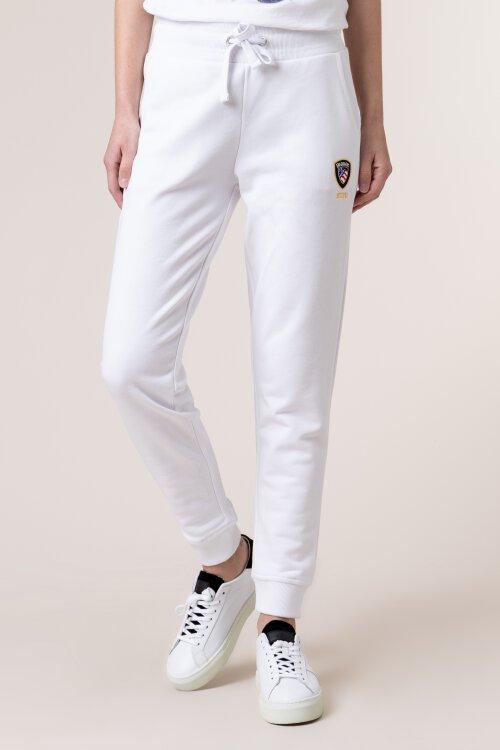 Spodnie Blauer 20SBLDF07238_100 biały