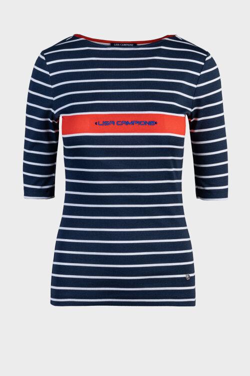 T-Shirt Campione 5582551_121130_84411 granatowy