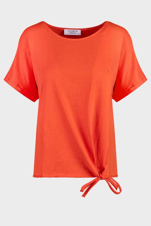 T-Shirt Campione 5102541_121130_30500 pomarańczowy
