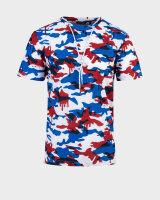 T-Shirt Antony Morato MMKS01700_FA140179_6002 wielobarwny