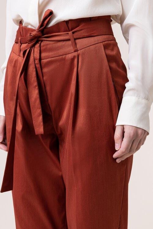 Spodnie Patrizia Aryton 05253-10_58 brązowy