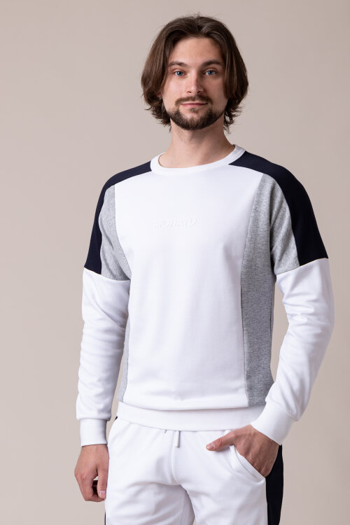 Bluza Antony Morato MMFL00640_FA150141_1000 biały