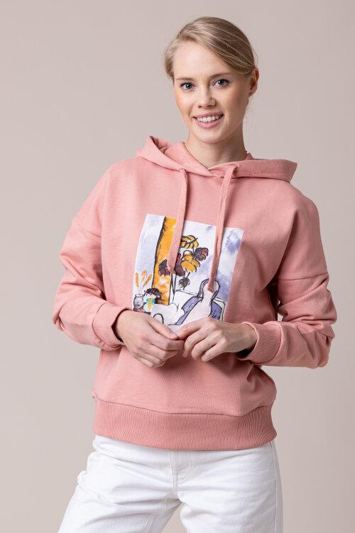 Bluza Na-Kd 1018-004129_Dusty Pink Różowy Na-Kd 1018-004129_DUSTY PINK różowy