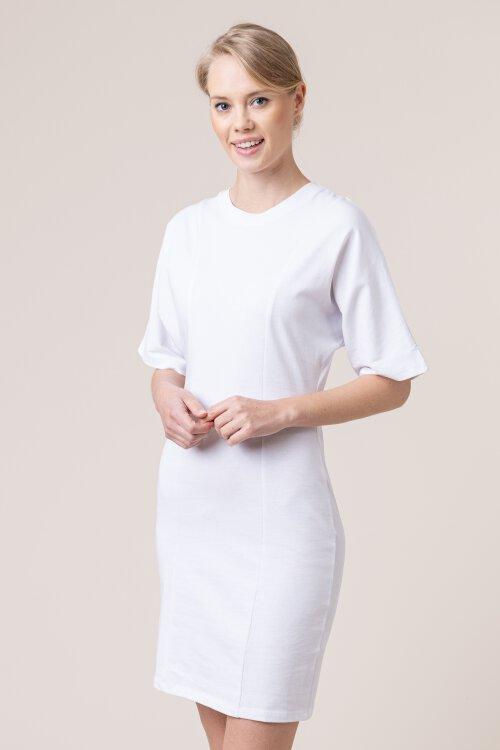 Sukienka Na-Kd 1100-002142_WHITE biały
