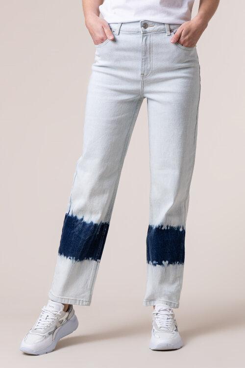 Spodnie Na-Kd 1018-004511_BLUE niebieski