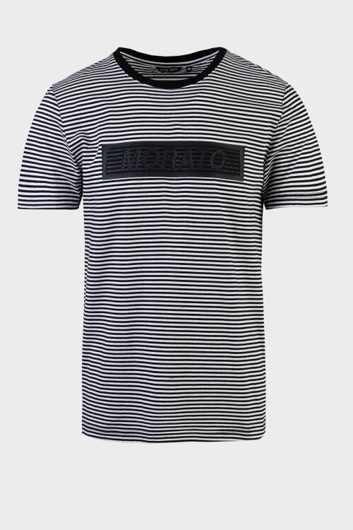 T-Shirt Antony Morato MMKS01709_FA110065_9000 czarny