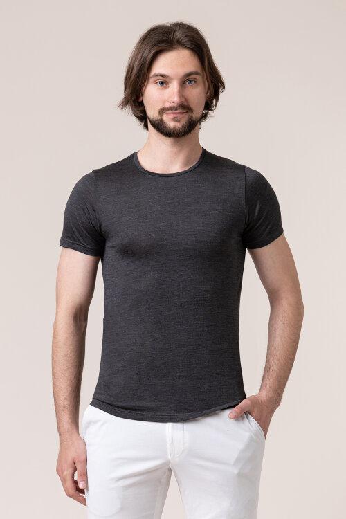 T-Shirt Oscar Jacobson KAMRAN 6922_5176_136 ciemnoszary