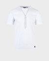 T-Shirt Antony Morato Mmks01789_Fa100144_1000 Biały Antony Morato MMKS01789_FA100144_1000 biały
