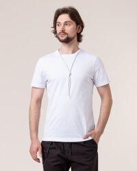 T-Shirt Antony Morato MMKS01789_FA100144_1000 biały- fot-1