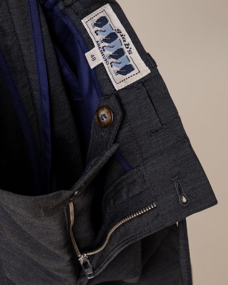 Spodnie Giab's MASACCIO/W_A8132_42 ciemnoszary - fot:4