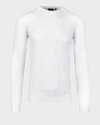 Sweter Oscar Jacobson MATTY 6930_5217_912 kremowy