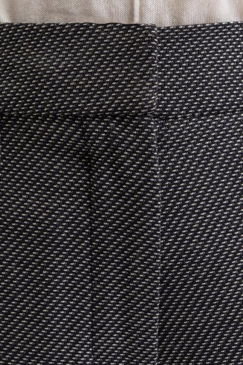 Spodnie Kossmann Kf-Cd66-2-10-8_Bez/czarny Czarny Kossmann KF-CD66-2-10-8_BEZ/CZARNY czarny