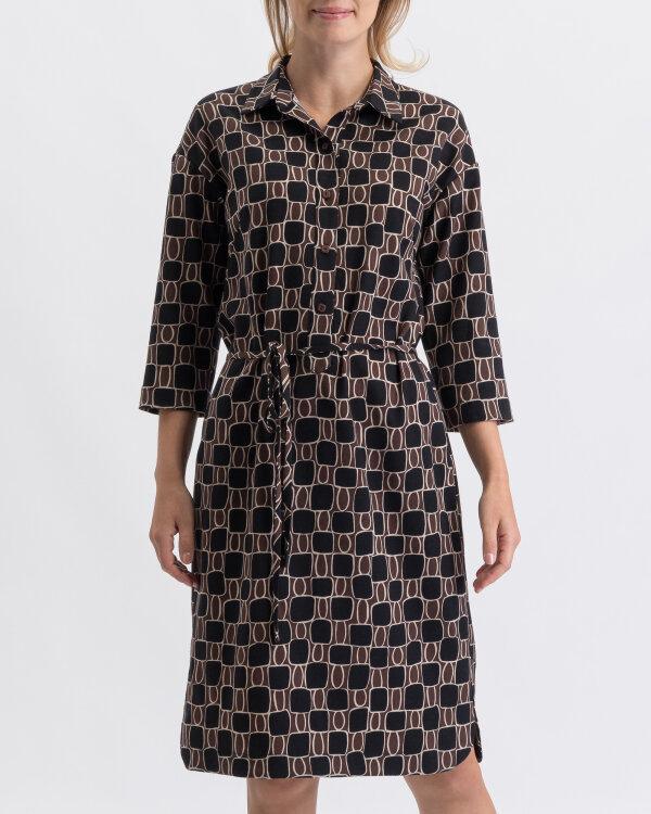 Sukienka Kossmann KF-CD99-7-34-14_BRAZ brązowy
