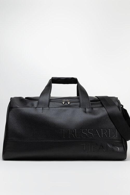 Torba Trussardi Jeans 71B00197_9Y099999_K299 czarny