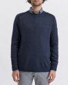 Sweter Fynch-Hatton 1219902_632 granatowy