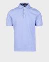 Polo Stenstroms 440024_2468_100 niebieski