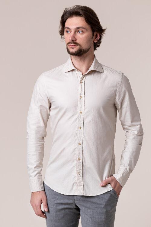 Koszula Stenstroms 775921_7886_200 beżowy