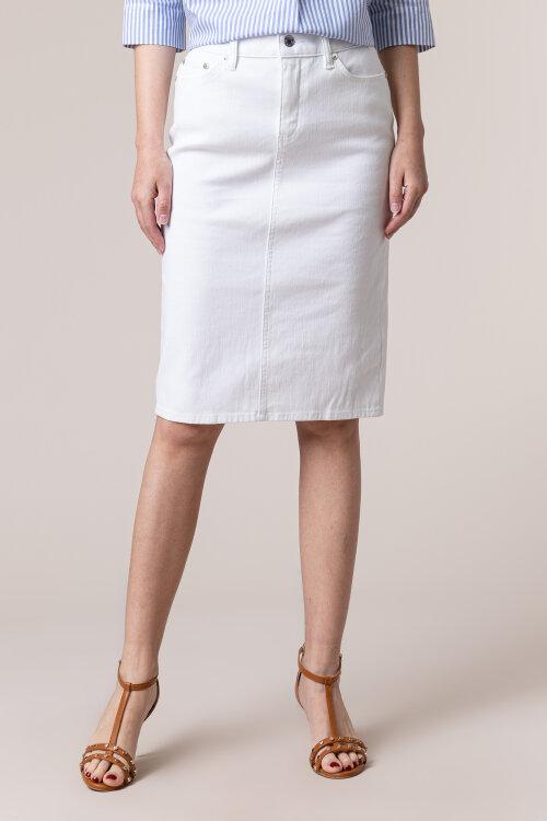 Spódnica Lauren Ralph Lauren 200706514001_WHITE biały