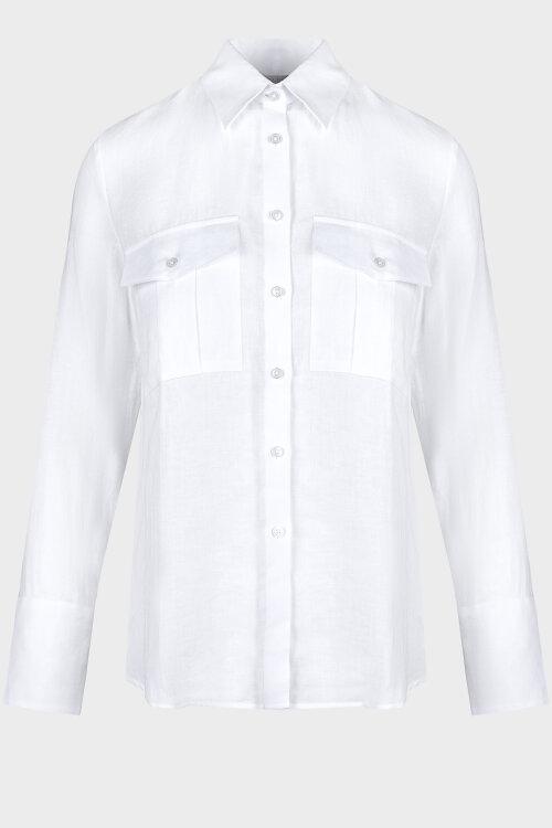 Bluzka Cavaliere 68VS20510_Luna Linen_10 biały