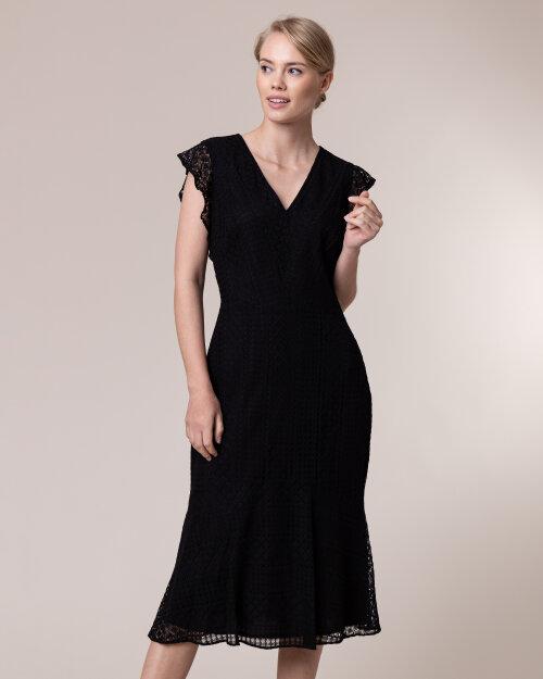 Sukienka Lauren Ralph Lauren 250786139001_BLACK czarny