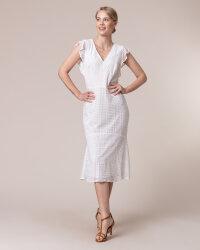 Sukienka Lauren Ralph Lauren 250786139002_IVORY kremowy- fot-5