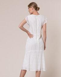 Sukienka Lauren Ralph Lauren 250786139002_IVORY kremowy- fot-3