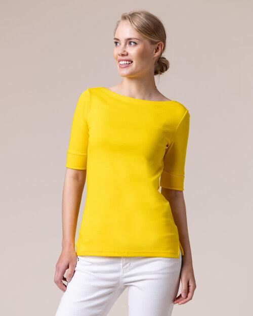 T-Shirt Lauren Ralph Lauren 200786936004_Dandelion Żółty Lauren Ralph Lauren 200786936004_DANDELION żółty