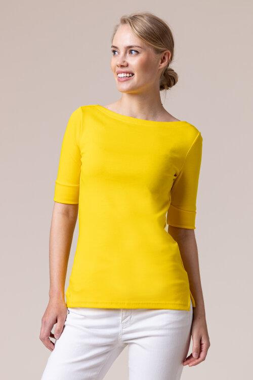 T-Shirt Lauren Ralph Lauren 200786936004_DANDELION żółty