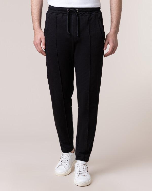 Spodnie Philip Louis NOS_M-TRO-0039 NOS_BLACK czarny