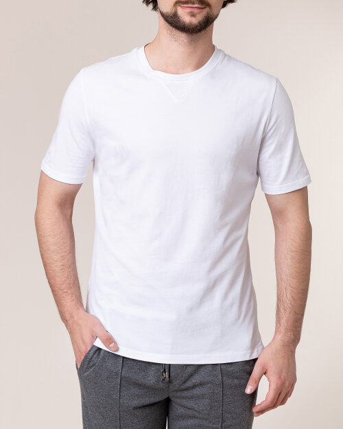 T-Shirt Philip Louis NOS_M-TSH-0038 NOS_WHITE biały