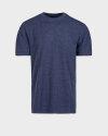 T-Shirt Philip Louis NOS_M-TSH-0038 NOS_INDYGO niebieski