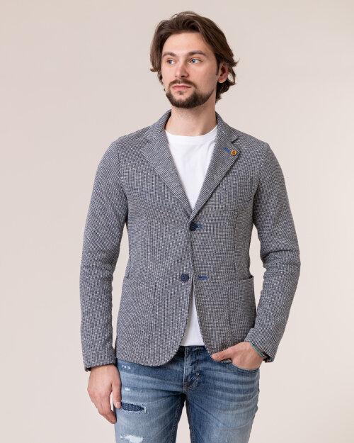 Sweter Colours & Sons 9120-691_800 HOUNDTOOTH niebieski