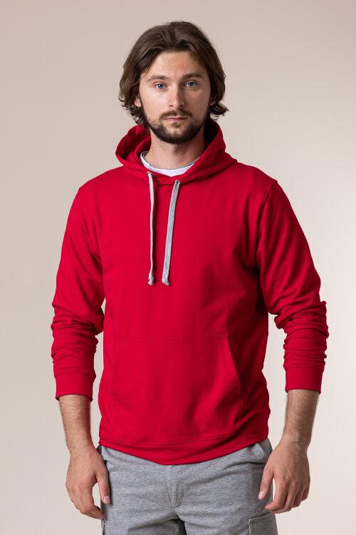 Bluza Philip Louis NOS_M-BLO1-0016 NOS_RED czerwony