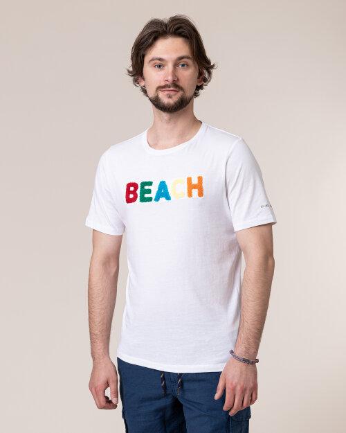 T-Shirt Colours & Sons 9120-476_048 BEACH biały