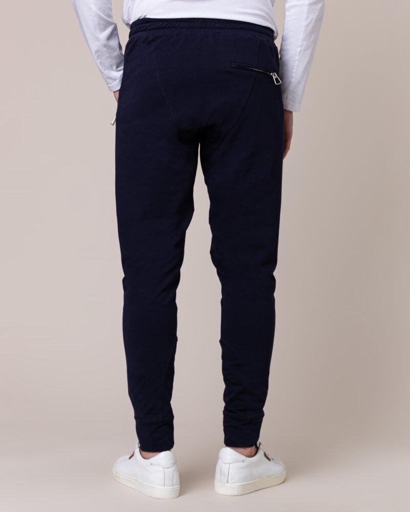 Spodnie Philip Louis NOS_M-TRO-0033 NOS _NAVY granatowy - fot:4