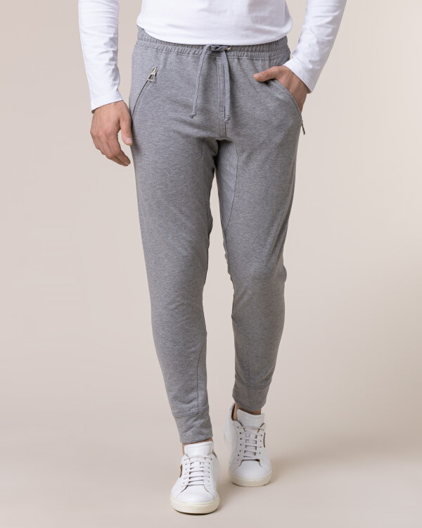 Spodnie Philip Louis NOS_M-TRO-0033 NOS _GREY szary