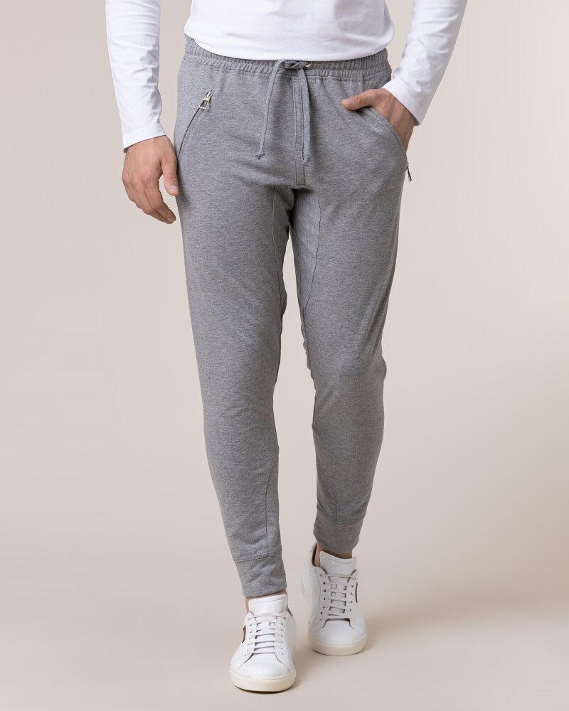 Spodnie Philip Louis NOS_M-TRO-0033 NOS _GREY szary - fot:2