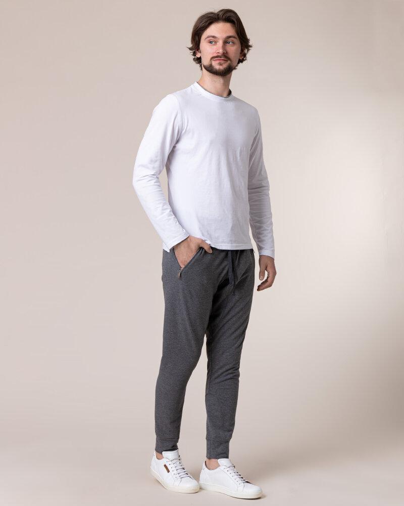 Spodnie Philip Louis NOS_M-TRO-0033 NOS_DARK GREY ciemnoszary - fot:6