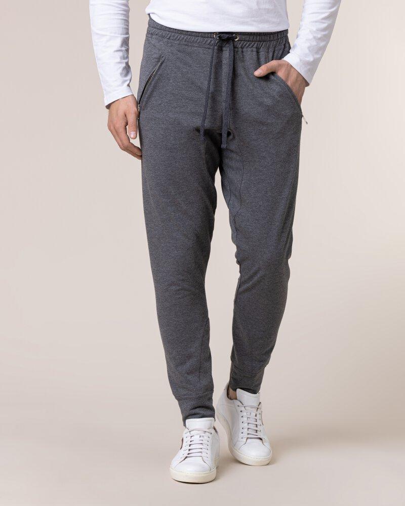Spodnie Philip Louis NOS_M-TRO-0033 NOS_DARK GREY ciemnoszary - fot:2