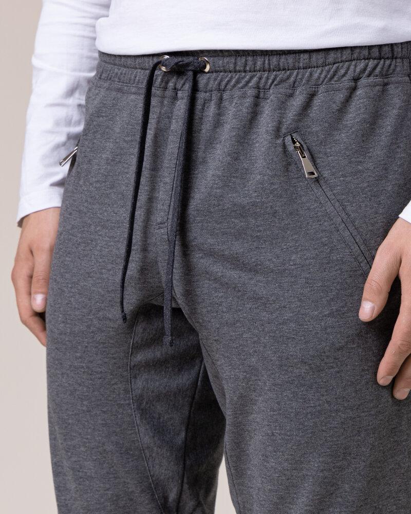 Spodnie Philip Louis NOS_M-TRO-0033 NOS_DARK GREY ciemnoszary - fot:3