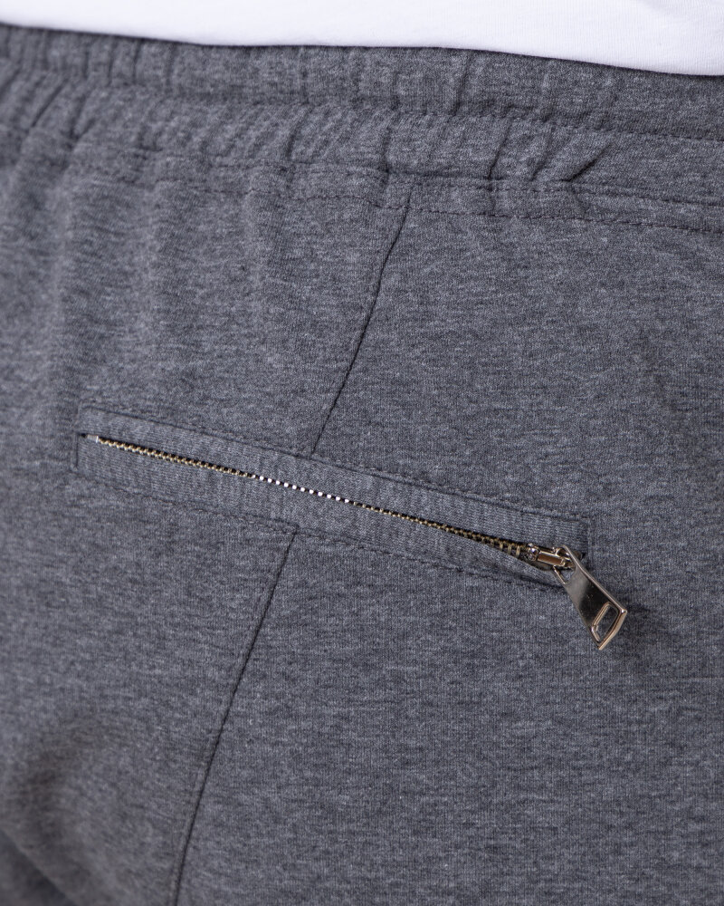 Spodnie Philip Louis NOS_M-TRO-0033 NOS_DARK GREY ciemnoszary - fot:5