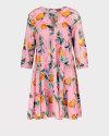 Sukienka Iblues MAZZA_72210102_004 różowy