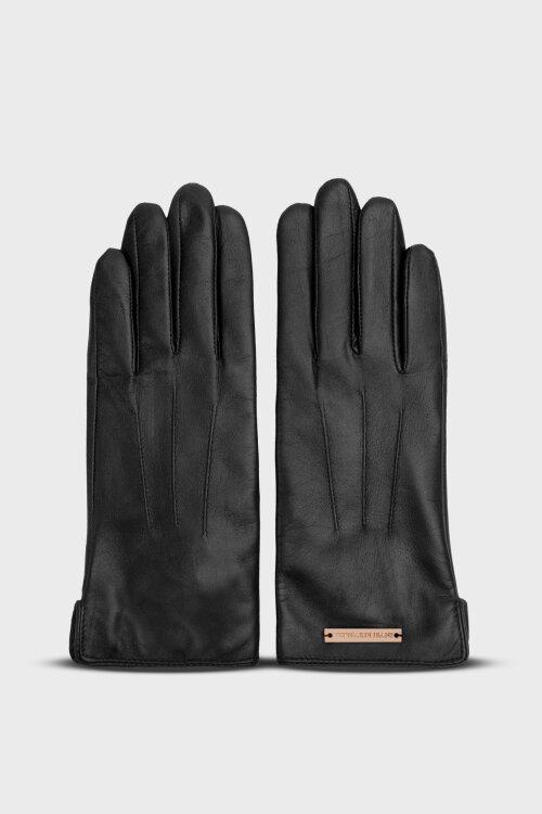 Rękawiczki Trussardi Jeans 59Z00166_9Y099996_K299 czarny