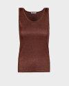 Bluzka Iblues NEVIS_79410102_002 brązowy