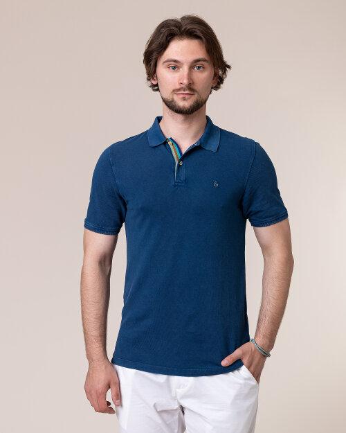Polo Colours & Sons 9120-460_699 DEEP SEA niebieski
