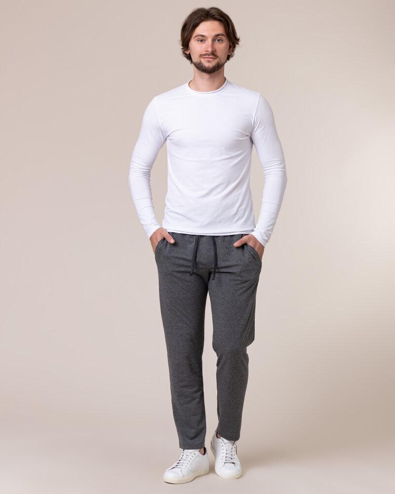 Spodnie Philip Louis NOS_M-TRO-0032 NOS _DARK GREY ciemnoszary - fot:6