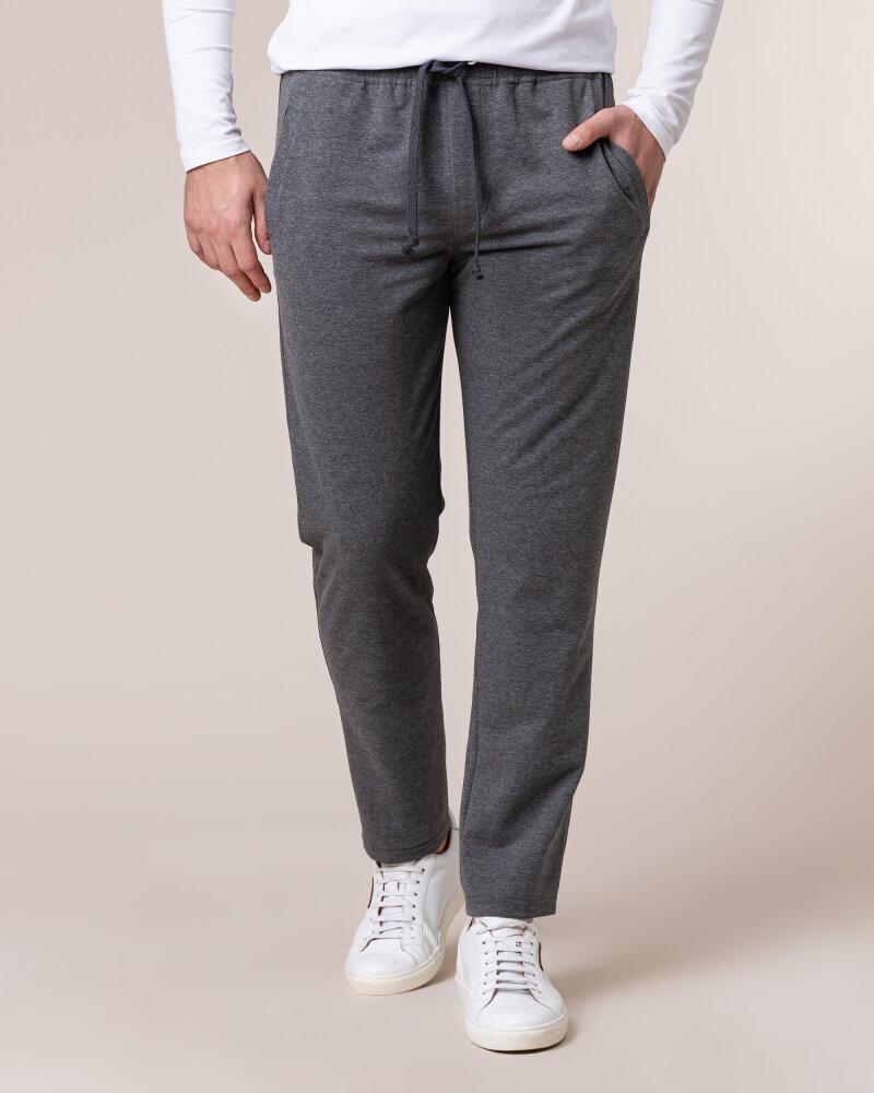 Spodnie Philip Louis NOS_M-TRO-0032 NOS _DARK GREY ciemnoszary - fot:2