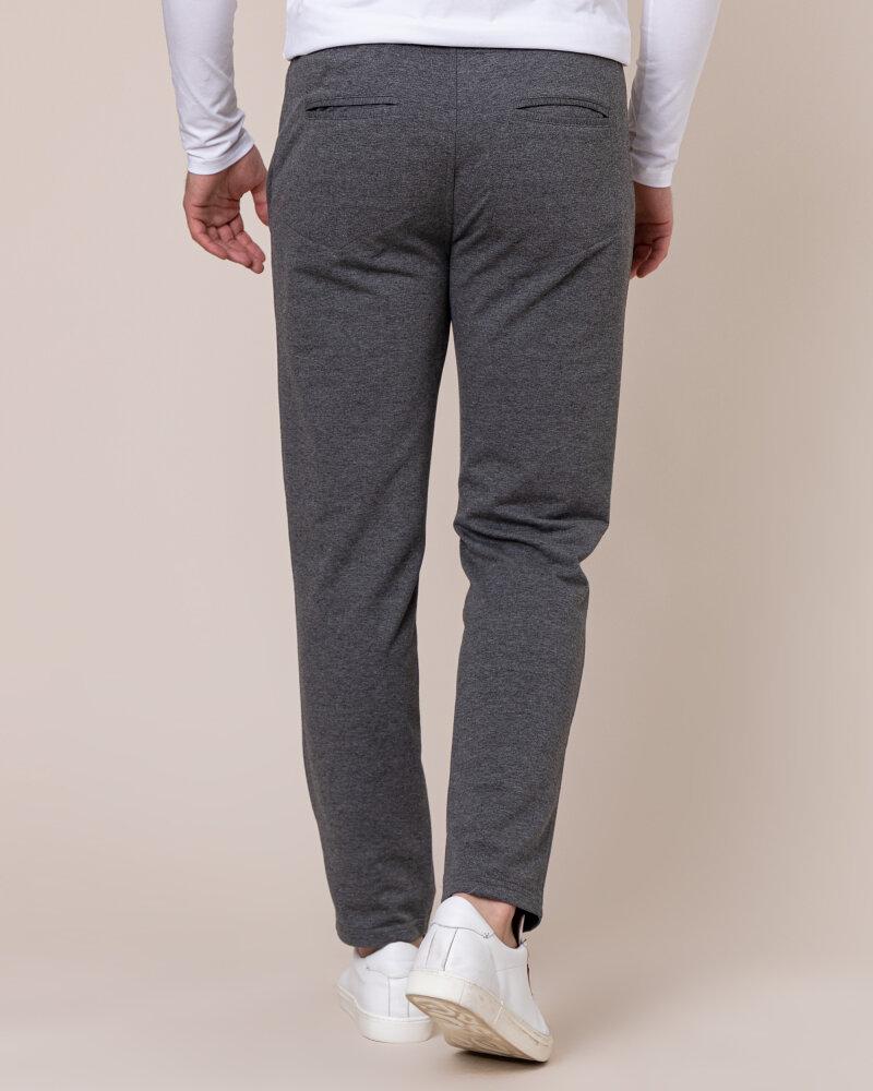 Spodnie Philip Louis NOS_M-TRO-0032 NOS _DARK GREY ciemnoszary - fot:4